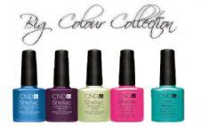 CND Shellac - Big Colour Collection